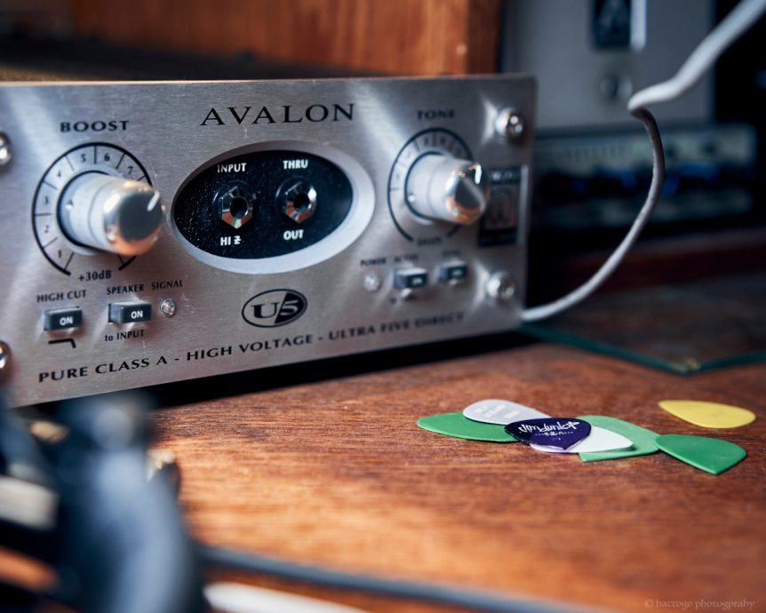 Avalon Preamp