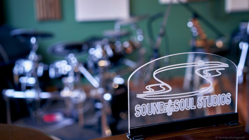 Sound And Soul Studios Sign